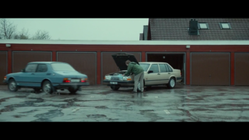Saab 99 in the movie - A man called Ove