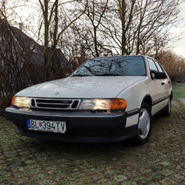 For sale: Saab 9000 2,3 turbo 147kW (200ps), Swedish sold, 120 000km